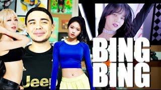 AOA Bing Bing(빙빙) MV Reaction [JIMIN!]