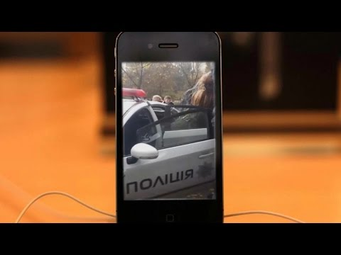 Видео задержания Чубакки в Одессе