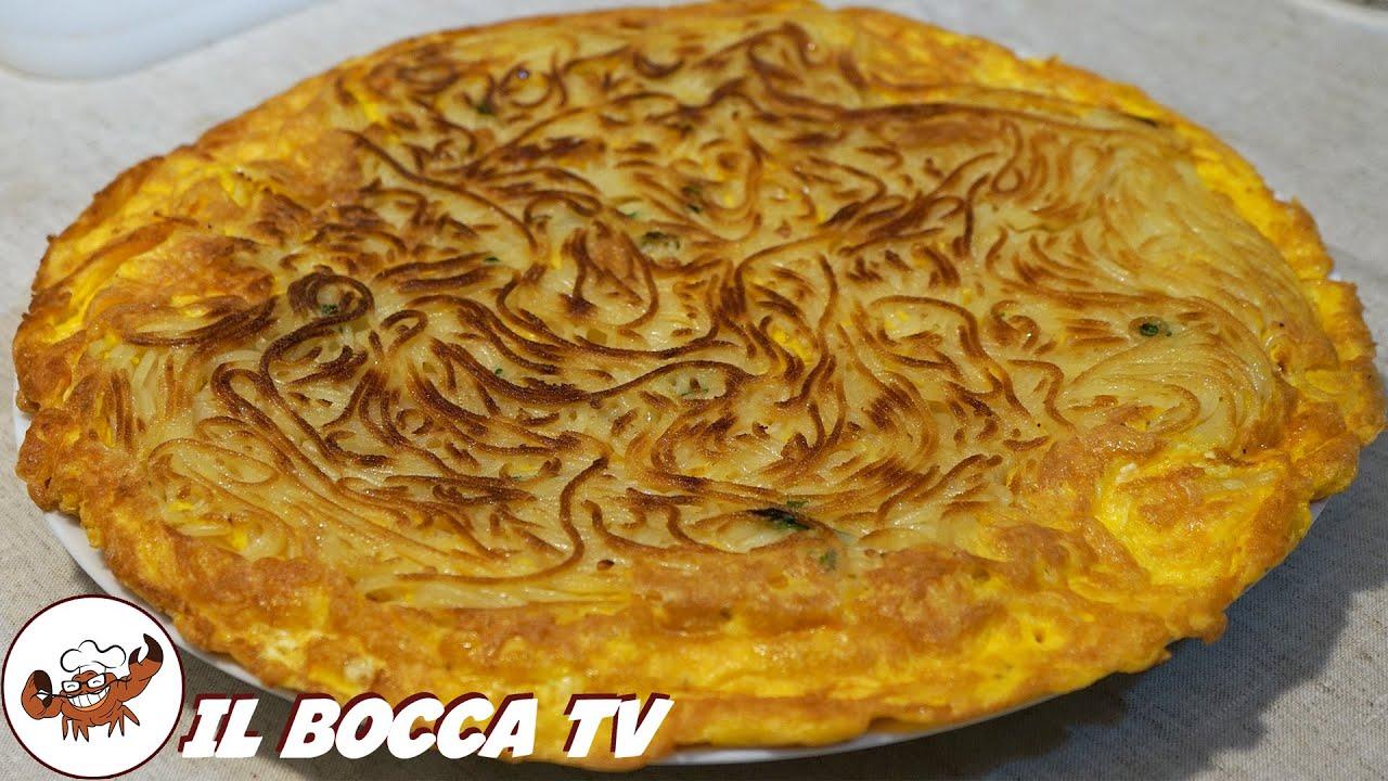 466 frittata di pasta una volta non basta piatto for Marchi di pasta da non mangiare