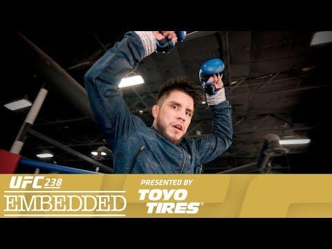 UFC 238 Embedded: Vlog Series - Episode 1