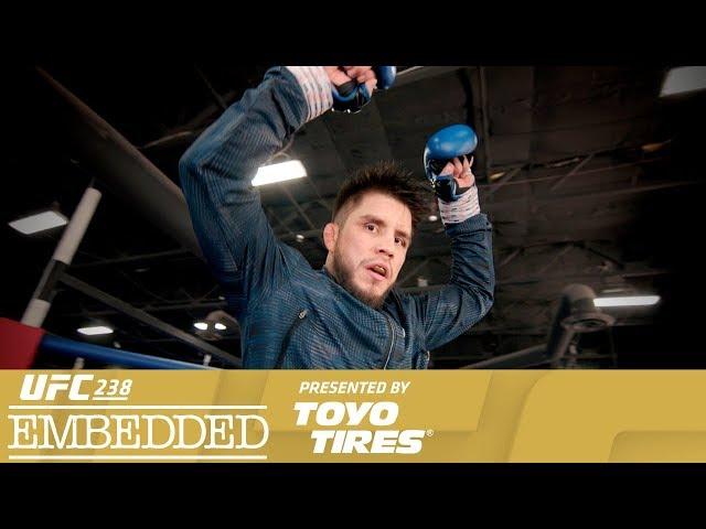 UFC 238 Embedded: Vlog Series - Episode 1