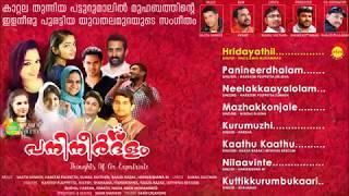 Panineerdhalam new romantic album jukebox | malayalam love songs