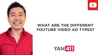 What Are The Different YouTube Video Ad Types? In Stream, In Search and In Display