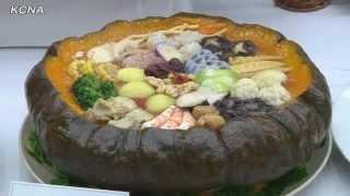 平壌4月6日発朝鮮中央通信】第17回4月の祝日料理祝典が4日から6...