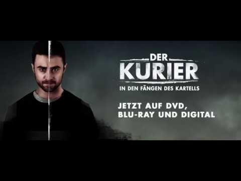 DER KURIER - In den Fängen des Kartells Trailer Deutsch German (2018)