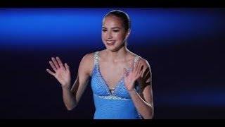 Алина Загитова исполняет новую короткую программу 2018 в Японии на шоу The Ice-2018