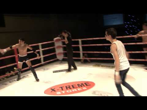 The Battle 13 Pro Wrestling Golden Faction vs Lunatics
