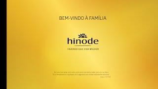 Hinode Apresentação 2016