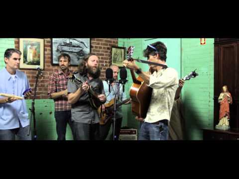 Jim White vs. The Packway Handle Band -