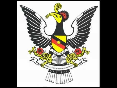 Lagu Negeri Sarawak   Minus One