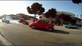 Throttle Stuck Crash Morro Bay Car Show 2012