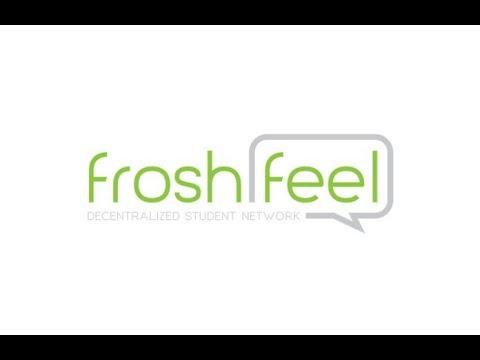 Froshfeel – decentralized student network