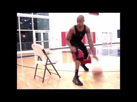 How To Use The Jab Step Footwork Tutorial | Kobe Bryant Jordan Dwyane Wade | Dre Baldwin
