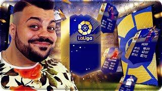 NON CI CREDO ! TOTS 95+ E 94+ ASSURDI - PACK OPENING LA LIGA FIFA 18