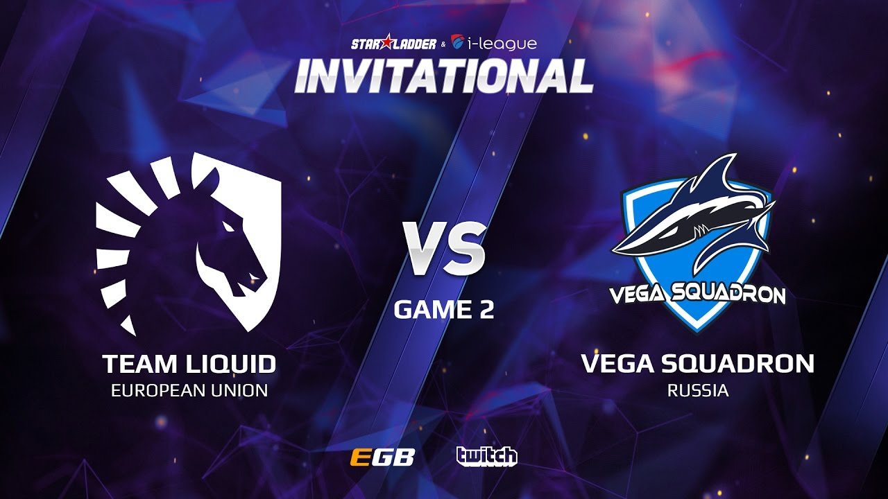 Team Liquid vs Vega Squadron, Game 2, SL i-League Invitational S2 LAN-Final, Group B
