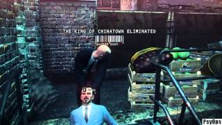 Hitman Absolution: King of Chinatown Walkthrough score 269,963 [suit+purist+signature+evidence]