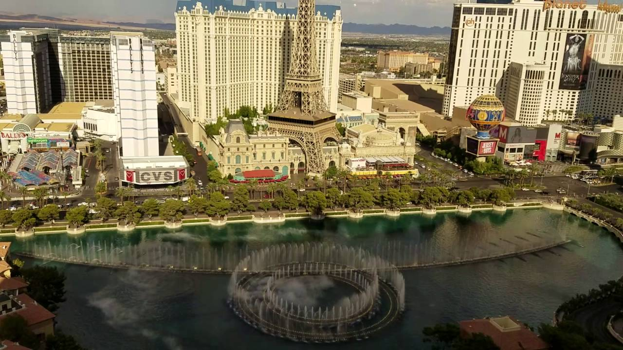 bellagio- 2 bedroom fountain view premier penthouse - youtube