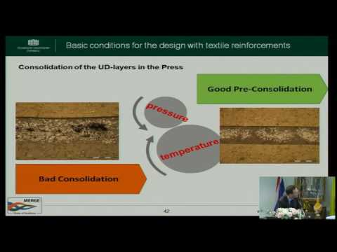 Bio-based and Textile reinforced composites design and development 2/7