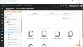 Azure Functions - Best Practices : Adding Multiple Messages to a Queue   packtpub.com
