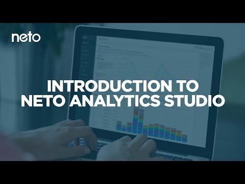 Introduction To Neto Analytics Studio Ecommerce Analytics Platform | Neto Webinar