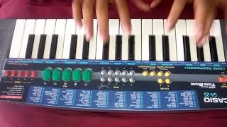 Mauli Mauli piano video