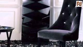 Aa031 Purple Velour Dining Chair - Armani Xavira Collection Vgunaa031-purple From Vig Furniture