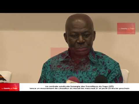 Selon le ghanéen Daniel OSSEI le dialogue proprement va s'ouvrir le lundi 19 février 2018