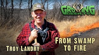 Bow Hunting Turkey: Get Ready! Plus Fire and Frost Seeding Food Plots