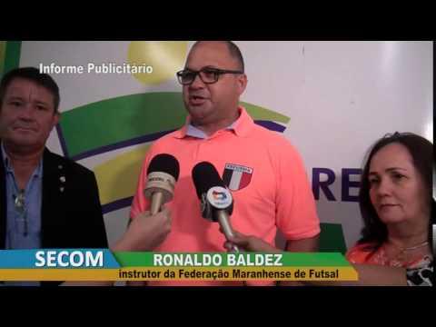 Prefeita Ducilene Belezinha entrega certificados aos novos árbitros formados em Chapadinha