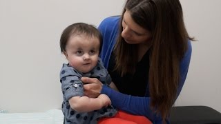 Omaha Chiropractor - Baby With Trisomy 18 Thrives Under Specific Neurological Care -   Rylee's Story