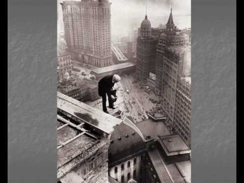 Dejeuner sur un gratte ciel de new york en 1930 youtube - Construction gratte ciel ...