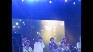 [FANCAM][130119] DKFC - EXO HAWAK KAMAY PERF PREVIEW