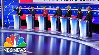 Fact Checking The South Carolina Democratic Presidential Debate | NBC News NOW