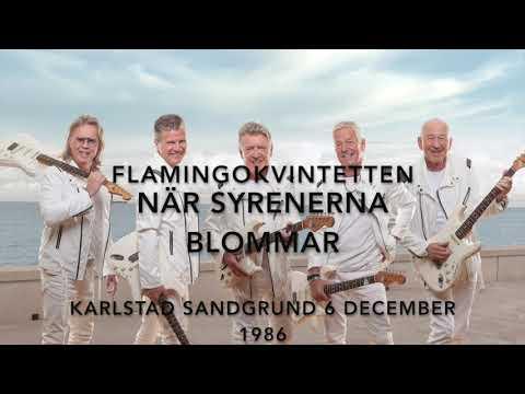 Flamingokvintetten - När Syrenerna Blommar (6 December 1986)