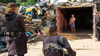 The Walking Dead Season 8 Episode 7 Review & Discussion - Enough With The Scavengers Already!