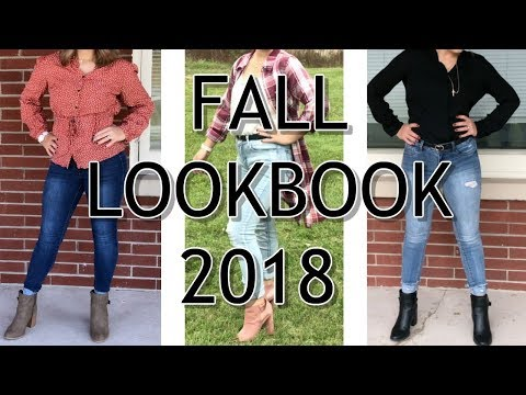 FALL 2018 LOOKBOOK | #Murtober |  LEAH MURDY