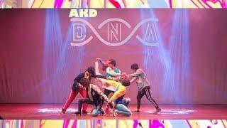 [KRV] BTS (방탄소년단) - DNA Showcase AKD (Aracaju K-pop Day)