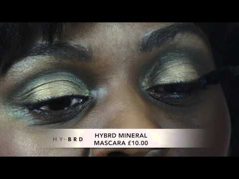 Hybrd Beauty Demonstration Part 6 - Make Up Application