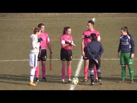 AtalantaMozzanica vs Tavagnacco 2 - 2