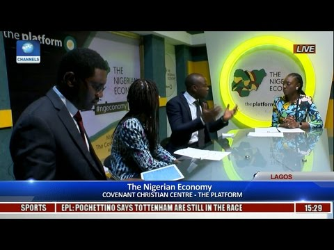 The Platform: Panelists Discuss The Nigerian Economy