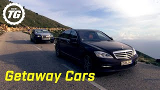 Video Getaway Cars | Top Gear | BBC download MP3, 3GP, MP4, WEBM, AVI, FLV Agustus 2018