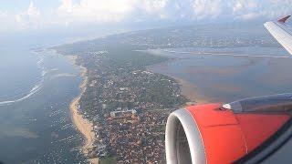 Video Beautiful Bali Views!! Takeoff Bali-Denpasar on Indonesia AirAsia Airbus A320 download MP3, 3GP, MP4, WEBM, AVI, FLV Juni 2018