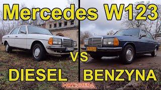 Mercedes W123 jest przereklamowany - MotoBieda