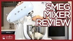 Smeg Mixer - 50s Style Stand Mixer Review