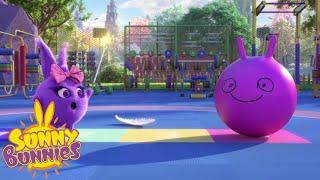 Cartoons for Children | SUNNY BUNNIES - Keep Fit Bunnies | Season 4 | Cartoon