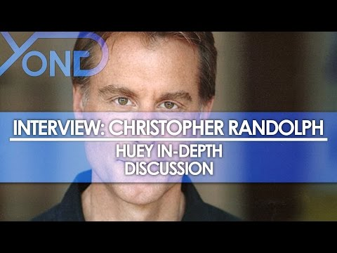 The Codec - Christopher Randolph Interview: Huey In-Depth Discussion