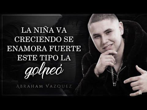 (LETRA) ¨PRINCESA DE CRISTAL¨ - Abraham Vazquez (Lyric Video)