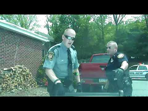 Lawsuit based on state police traffic stop