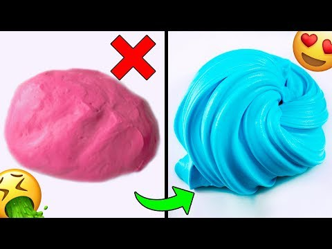 How To Make The BEST Fluffy Slime! DIY Fluffy Slime Recipe