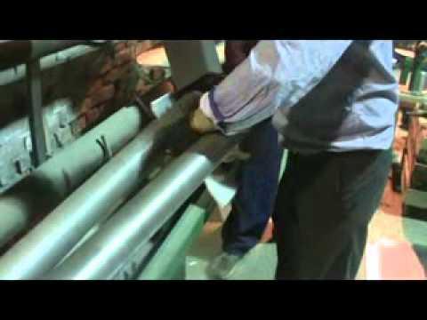 Видео Водосточная труба квадратная 120
